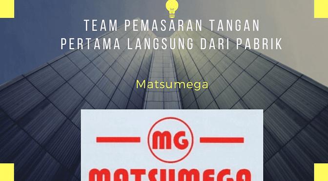 Pabrik Stabiliser Matsumega, Produsen Tangan Pertama Indonesia