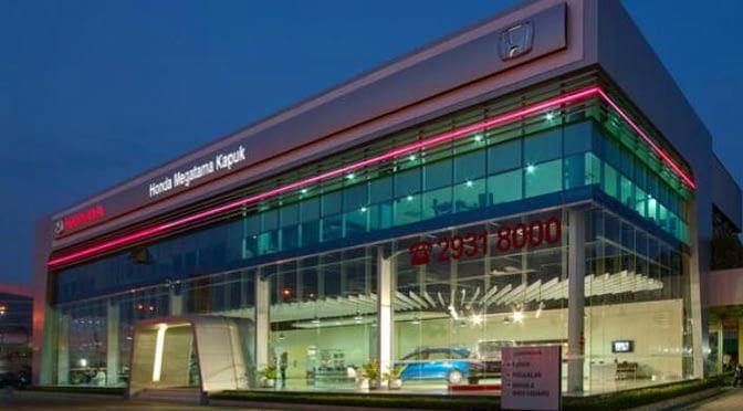 Lowongan Marketing Honda Megatama | Kapuk Jakarta Barat