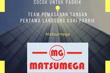 Pabrik stabiliser matsumega produsen lokal indonesia