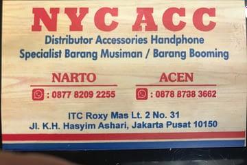 NYC ACC Itc Roxy