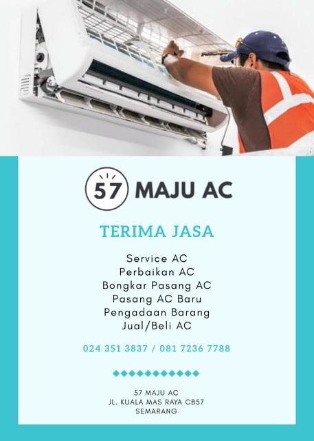 Spesialis Reparasi AC Industri