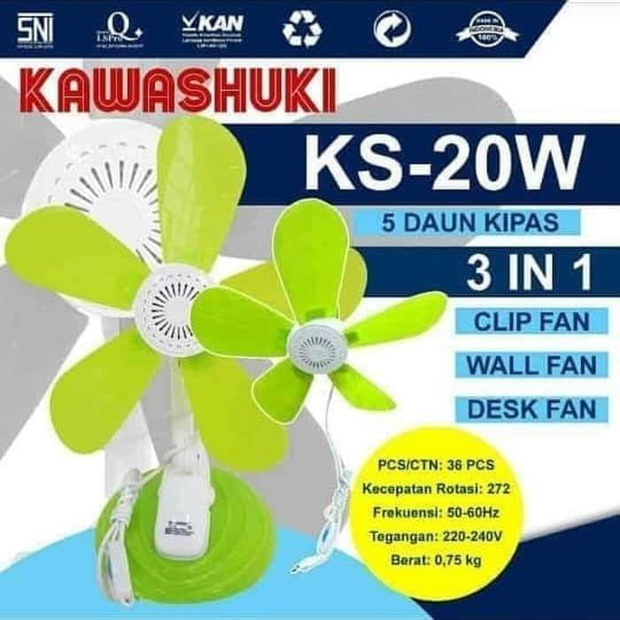 Importir Alat Elektronik Kawashuki Bersertifikasi SNI